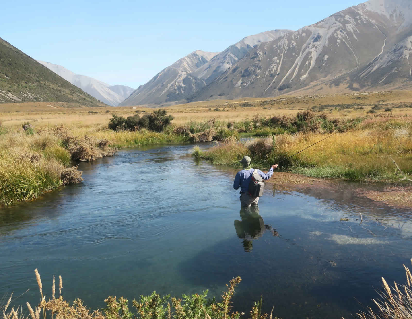 Christchurch Fly Fishing Guide